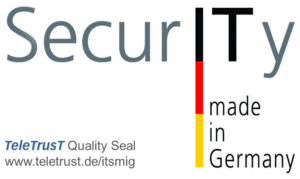 Quality Seal TeleTrusT IT Security