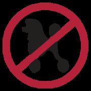 Icon no poodle
