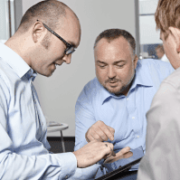 Partner Management Net at Work