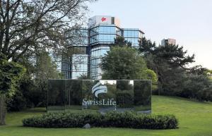 Gebäude SwissLife
