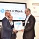 FP Award Überreichung auf Cebit 2015