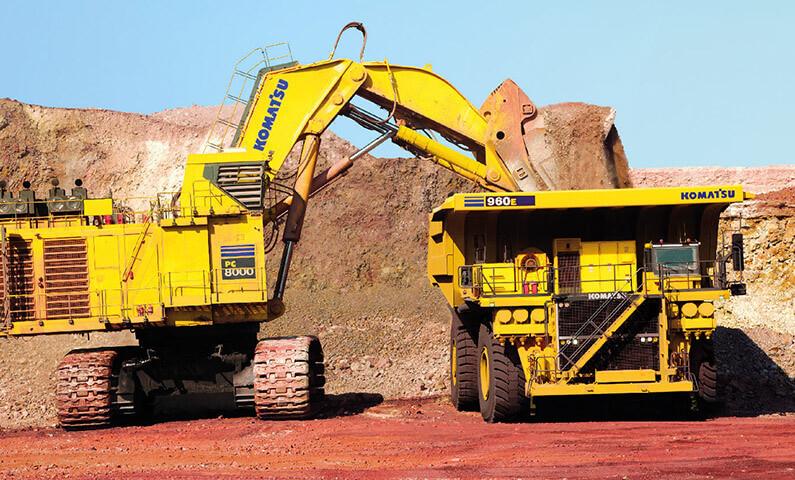 Komatsu Mining Germany