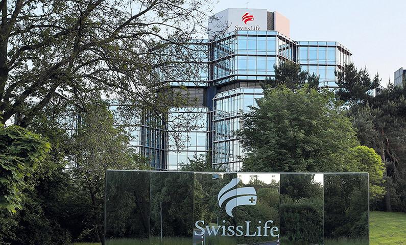 Swiss Life Kundenreferenz zu Anti Spam und E-Mail Verschlüsselung