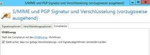 Neue EDI@Energy-Richtlinie – Mit NoSpamProxy kein Problem.