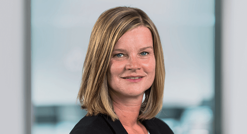 Partnermanagerin Katrin Brinkschröder