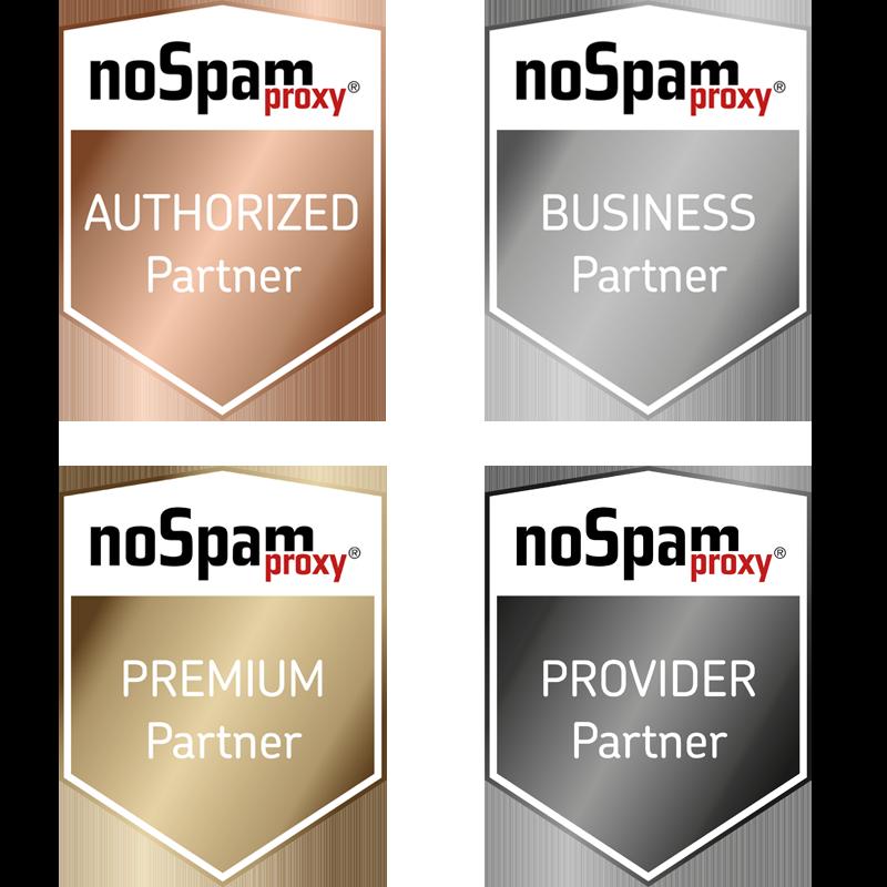 NoSpamProxy Partnerlogos