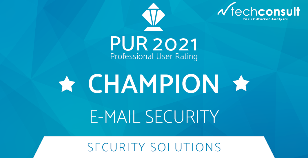 PUR S 2021 Award Email Security