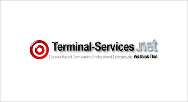Logo Terminal Services