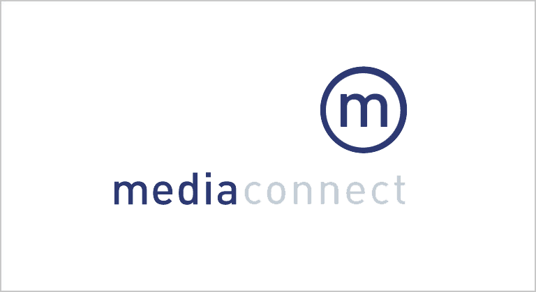 Logo media connect