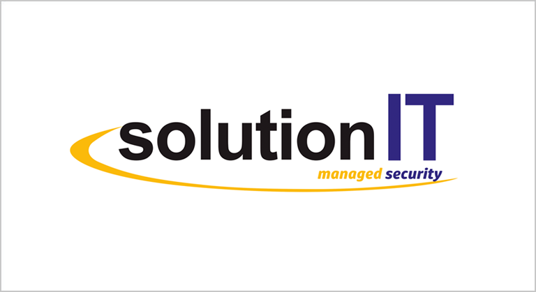 Partnerlogo solution IT managed Security