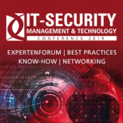 IT Security Management and Technology Conference 2019