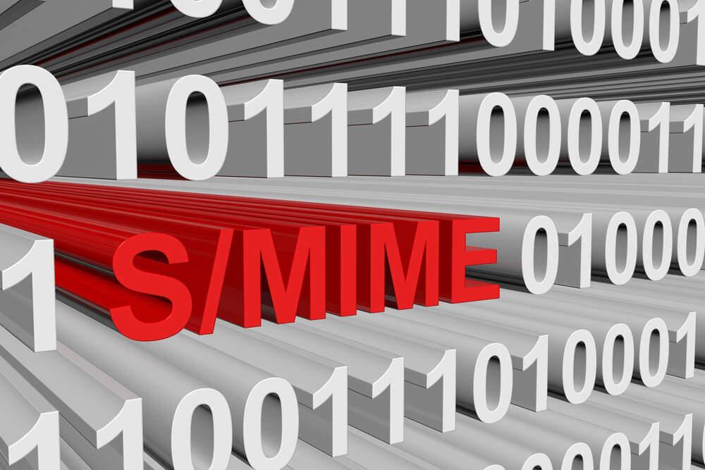 S/MIME E-Mail Verschlüsselung