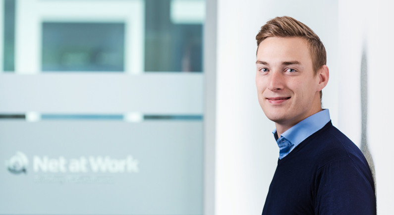 Partner Manager Alexander Seidel