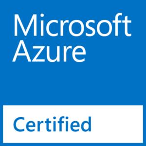 Logo Microsoft Azure Certified