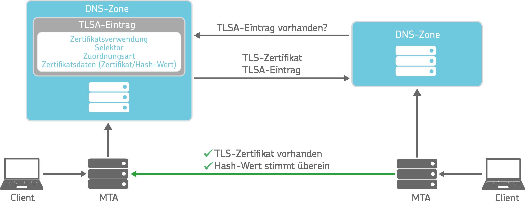 DNS TLSA
