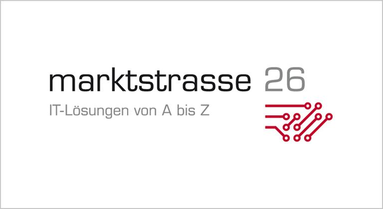 Logo marktstrasse 26