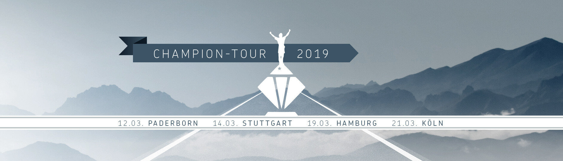 NoSpamProxy Champion Tour 2019
