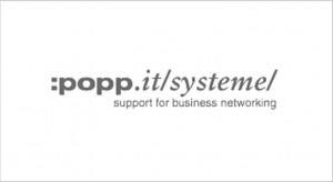 Logo Popp IT Systeme GmbH